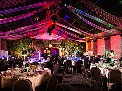 Winter Garden Soirée Christmas Party in London