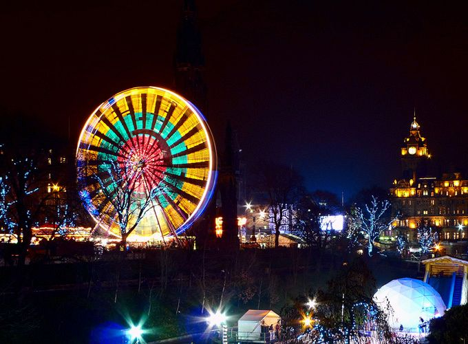 Edinburgh Christmas Parties 2015 Eventa